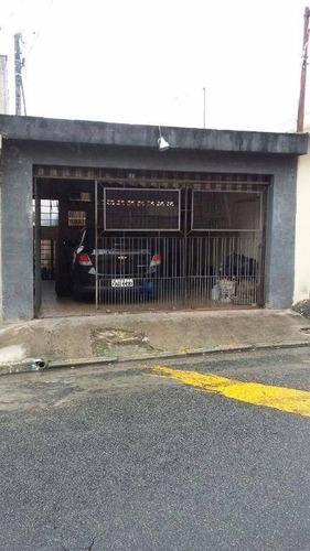 Casa Com 1 Dormitório À Venda, 90 M² Por R$ 318.000,00 - Vila Ema - São Paulo/sp - Ca0056