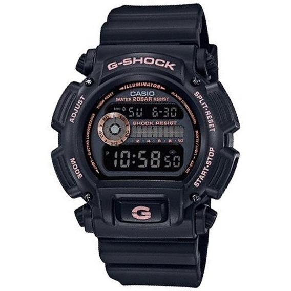 Relógio Casio G-shock Masculino Dw-9052gbx-1a4dr,c/ Garantia
