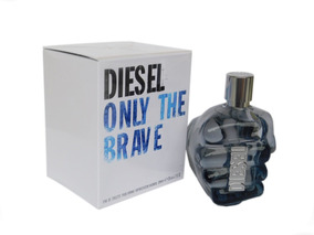 Diesel Only The Brave Masculino 125 Ml Original Lacrado
