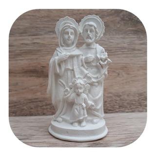 Sagrada Família Em Resina 11cm (10 Unidades)