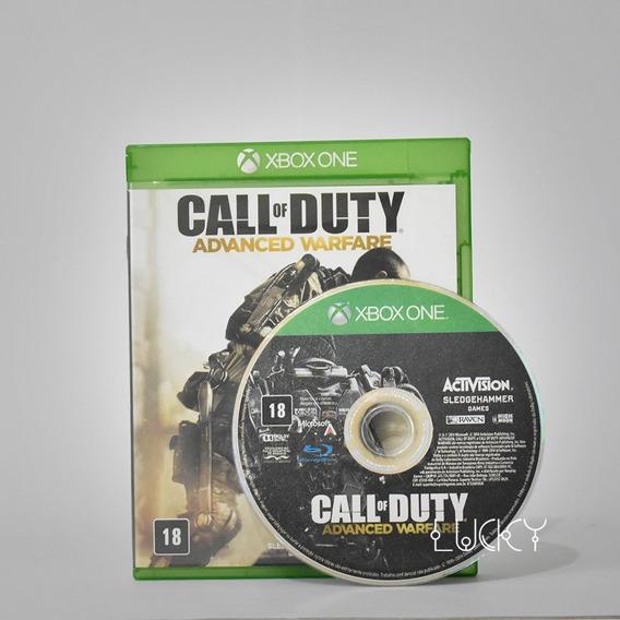 Call Of Duty Advanced Warfare - Mídia Física - Xbox One