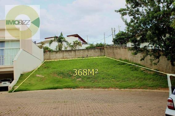 Terreno À Venda, 368 M² Por R$ 320.000 - Jardim Fiorela - Valinhos/sp - Te1031