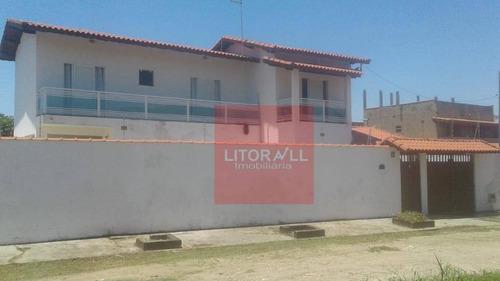 Imagem 1 de 18 de Sobrado Com 3 Dormitórios À Venda, 161 M² Por R$ 400.000,00 - Jardim Edel - Itanhaém/sp - So0278