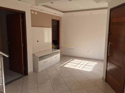 Condominio Fechado Em Condomínio Para Venda No Bairro Vila Bertioga, 3 Dorm, 1 Suíte, 2 Vagas, 80 M - 2698