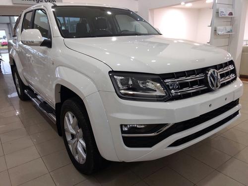 Nueva Volkswagen Amarok V6 Highline 258cv 2021 Autotag  Plr