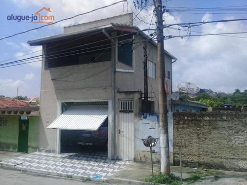 Sobrado À Venda, 185 M² Por R$ 330.000,00 - Cidade Nova Jacareí - Jacareí/sp - So0947