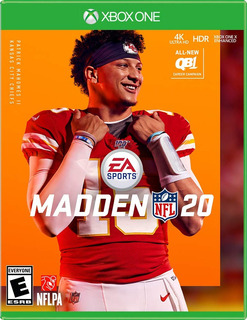 ..:: Madden Nfl 20 ::.. Para Xbox One Start Games A Meses