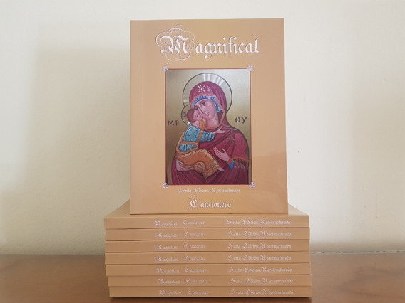 Cancionero Litúrgico Magnificat