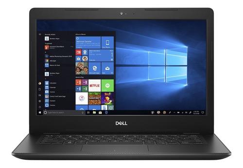 Notebook Dell Intel I3 1005g1 4gb 128gb Ssd Windows 10 Ms