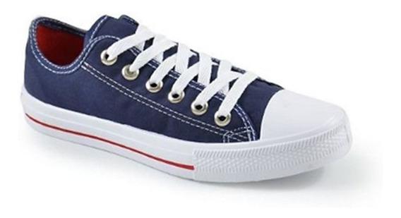 Tênis Lona Star Feet Unissex 011870