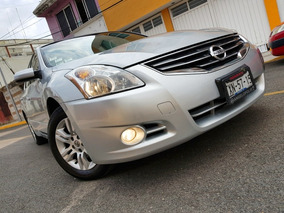 Nissan Altima 2.5 Sl High At Piel Qc Cvt 2012