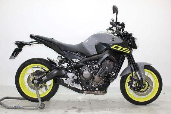 Yamaha Mt 09 Abs 2018 Cinza