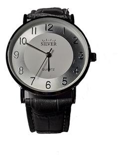 Reloj Silver Rel 490 Hombre