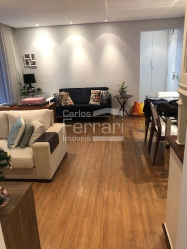 Imagem 1 de 15 de Apartamento A Venda, Vila Leopoldina, Cond. Ecolife,  02 Dormitórios, 01 Suíte, 01 Vaga, Varanda - Cf33763
