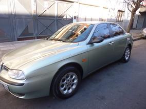 Alfa Romeo 156 Twin Spark 2.0 Año 2002
