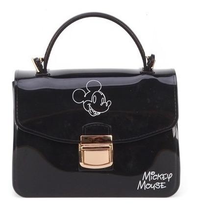 Bolsa Mickey De Mão Pequena Edição 90 Anos 78407 Original