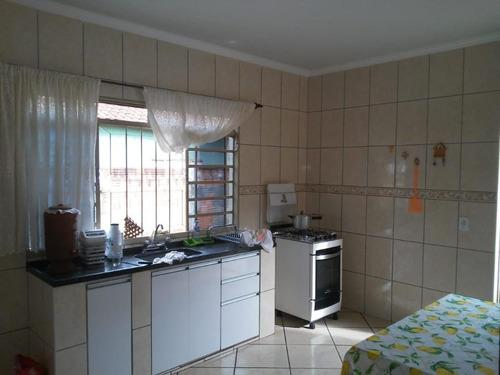 Casa Em Jardim Chaparral, Mogi Guaçu/sp De 60m² 2 Quartos À Venda Por R$ 220.000,00 - Ca426317