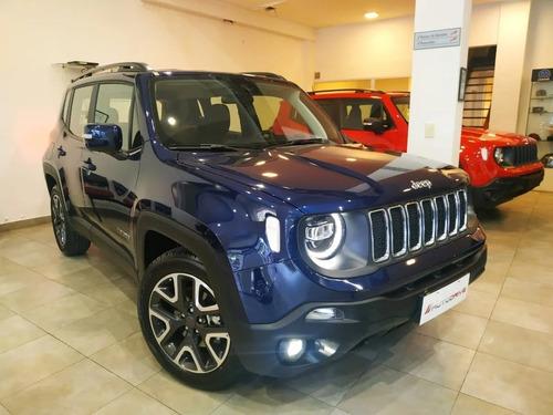 Jeep Ranegade Longitude De Fabrica