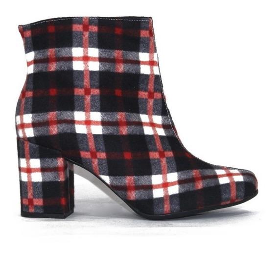 Zapato De Mujer Bota Botineta Valentino