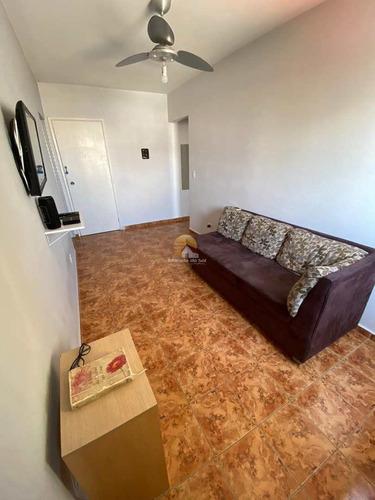 Apartamento Com 1 Dorm, Ocian, Praia Grande - R$ 110 Mil, Cod: 5784 - V5784