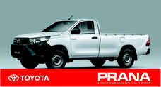 Toyota Hilux 4x4 Dx 2.4 Tdi Cabina Simple 0km Conc. Prana