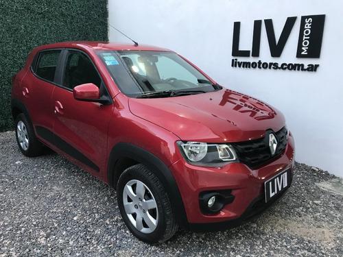 Renault Kwid Intens 1.0 Año 2018 - Liv Motors
