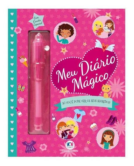 Livro Meu Diário Mágico Ciranda Cultural