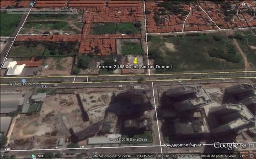 Imagem 1 de 2 de Terreno À Venda, 2468 M² Por R$ 9.872.000,00 - Papicu - Fortaleza/ce - Te0116