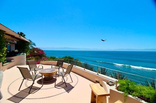 Imagen 1 de 14 de Casa En Venta, Frente Al Mar, Punta Mita $6,999,000 Usd