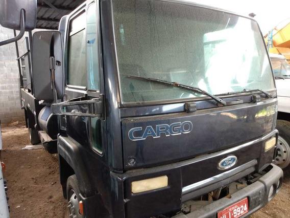 Ford Cargo 815 S Com Melosa 2009 **extra** 1616 Hs