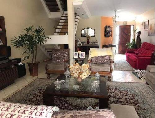 Imagem 1 de 20 de Sobrado À Venda, 290 M² Por R$ 750.000,00 - Jardim Utinga - Santo André/sp - So4096