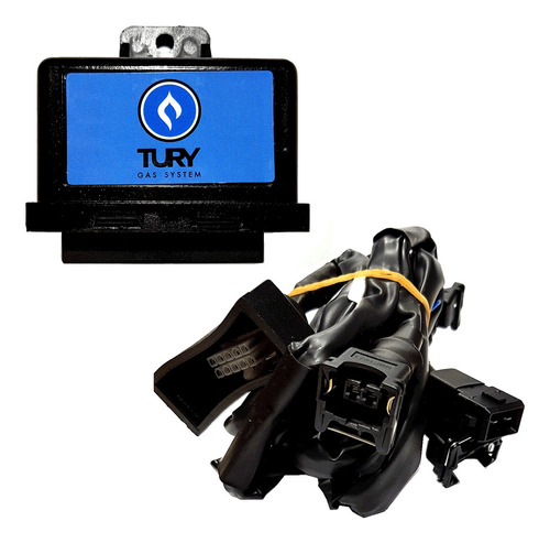 T56a Emulador 6 Bicos Flex Distribuidor Oficial Tury Gas