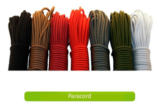 Cordon Paracord Pulsera Brazalete Driza Por 10metro