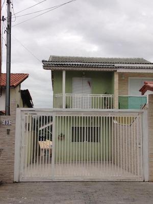 Sobrado Em Parque Monte Alegre, Taboão Da Serra/sp De 148m² 3 Quartos À Venda Por R$ 550.000,00 - So190251
