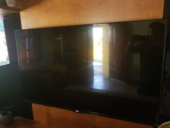 Vendo Tv Smart 55 Polegadas, 55la6600 Com Defeito Na Tela
