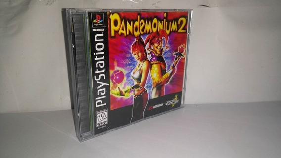 Ps1 Pandemonium 2 Patch-cd Preto