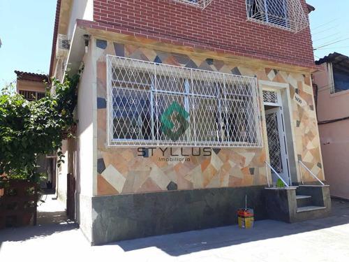 Imagem 1 de 15 de Casa De Rua-à Venda-cachambi-rio De Janeiro - C70313