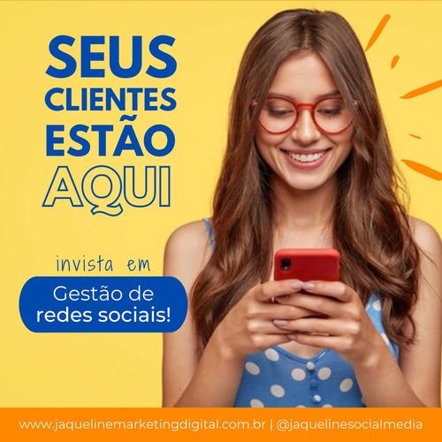 Gerenciamento De Redes Sociais - Marketing E Design
