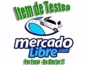 Item De Test -- Ferrari -- No Ofertar