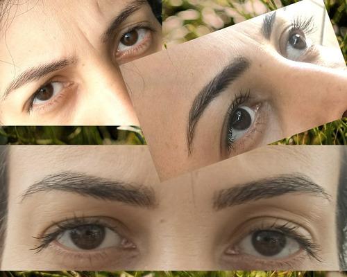 Imagem 1 de 4 de Micropigmentação De Lábios E Sobrancelhas