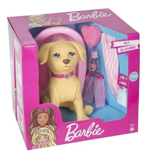 Lancamento Cachorro Barbie Pet Shop Da Blissa Licenca Mattel