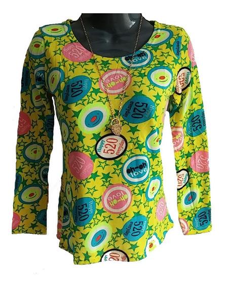 Bluson Sueter Sweater Casual Importado Modelo Nuevo Algodon