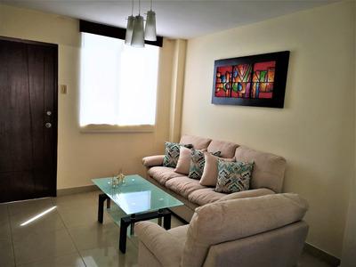 Rento Casa Amoblada Urb Cataluna Samborondon ,guayaquil