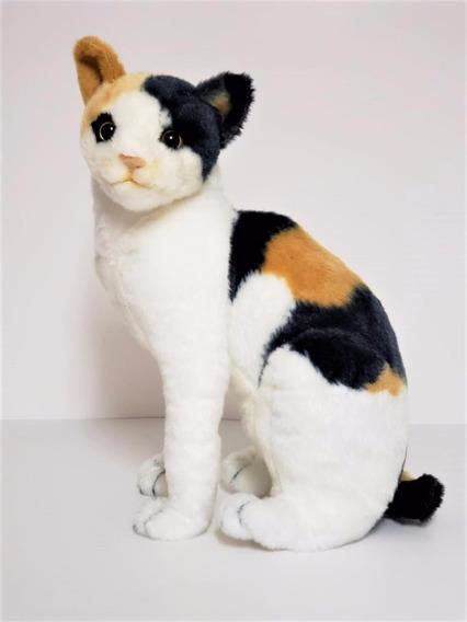 Gato De Pelúcia Realista ( 3 Modelos)