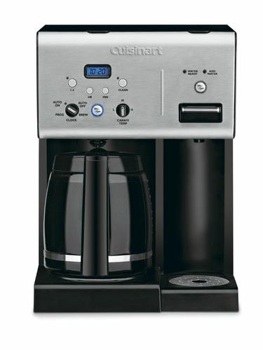 Cuisinart Chw-12 Cafetera Programable + Agua Caliente 12 Tz