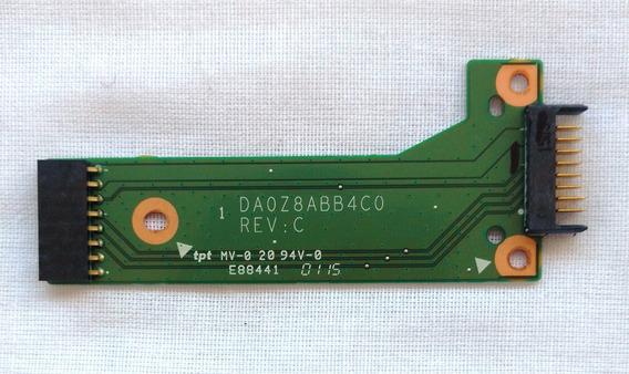 Placa Conector Da Bateria Notebook Acer Es1-411 Original- A6