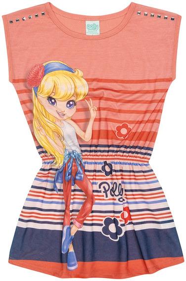 Vestido Polly Meia Malha