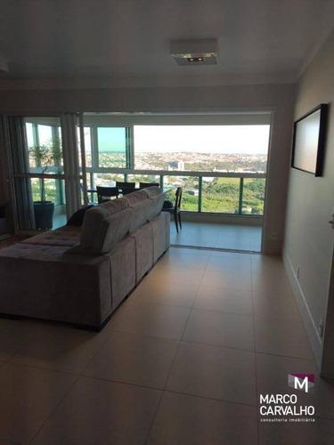 Apartamento Com 3 Dormitórios À Venda, 125 M² Por R$ 980.000,00 - Barbosa - Marília/sp - Ap0306