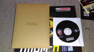 Drivers Y Manual De T. Video Msi Rx570 Original