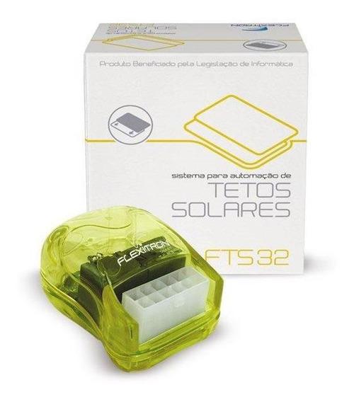 Modulo Flexitron Fechamento De Teto Solar E Cortinas De Teto Fts32 (3 Unidades)